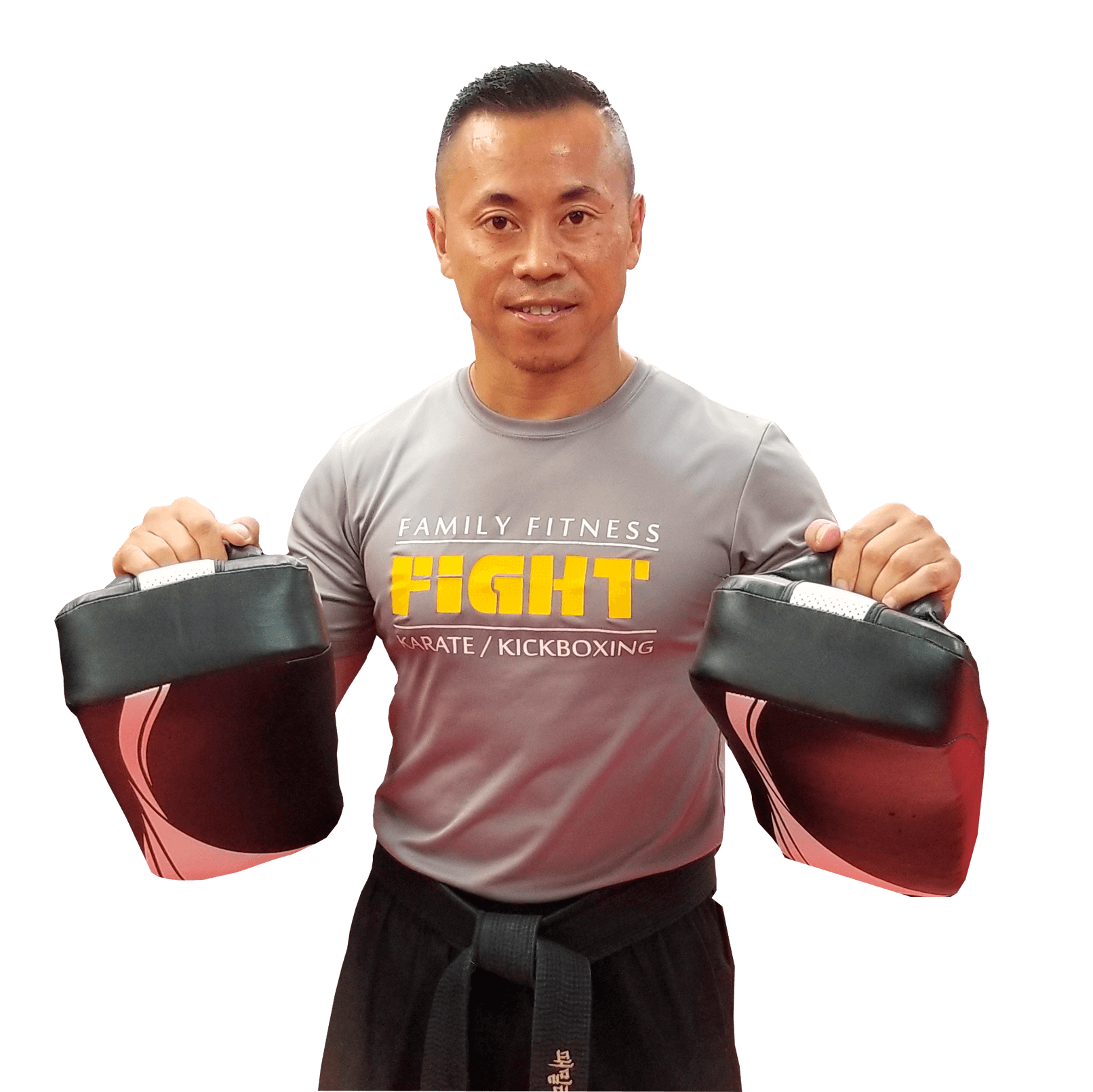 Family Fitness Karate and Kickboxing Owner