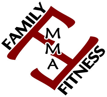 Family Fitness Karate and Kickboxing Logo